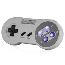 8Bitdo SNES30 Pro Wireless Bluetooth Controller Dual Classic Joystick for iOS Android Gamepad PC Mac Linux PK FC30 Pro(China)