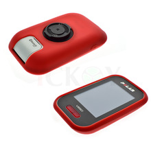 Outdoor Bycicle Road/Mountain Bike Accessories Rubber Red Case for Cycling Training GPS Polar V650(China)
