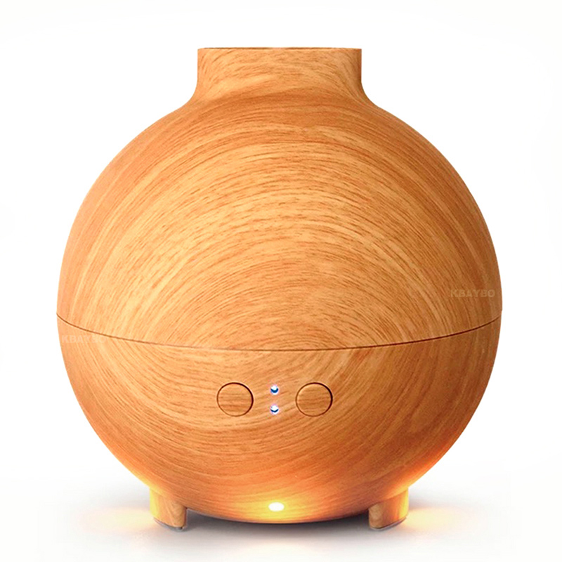 625ml Hot Sale LEDLight Ultrasonic Air Humidifier Mist Maker Fogger Electric Aroma Diffuser Essential Oil Aromatherapy Household<br>