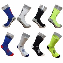 TOP Quality Men/kids Mid Calf Football Socks Anti-Slip Soccer Socks TockSox  football socks soccer socks adult basketball sox