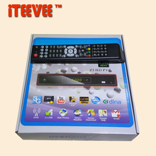 5pc Original iTEEVEE O Z5 O-Z5 Satellite Receiver HD 1080p dvb-s2 support usb wifi youtube iptv weather google 3G GPRS(China)