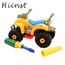 HIINST motorcycle model 2017 cool Disassembly motorcycle scale models Educational car toys for boys*R Drop(China)