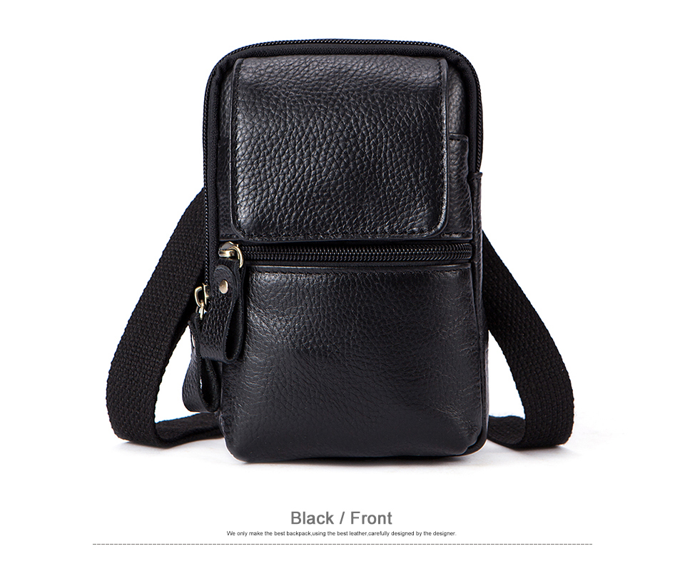 9 men's leather bag