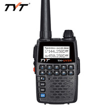 TYT TH-UV3R Mini Handheld Two Way Radio VHF/UHF Amateur HT Radio USB Charging CTCSS/DCS Walkie Talkie FM Transceiver