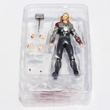 The Avengers Super Heroes Action Figure Thor Toy 16cm