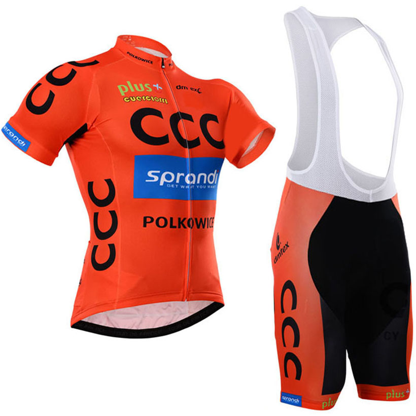 New arrival CCC cycling TEAM jersey gel pad bike shorts Ropa Ciclismo quick dry pro bike wear mens bicycling Maillot Culotte<br><br>Aliexpress