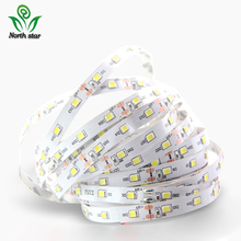 New SMD 2835 3528 led strip tape light 12V 60leds/M waterproof IP65 IP20 Warm White/RGB/RED /BLUE /GREEN Flexible rope stripe(China)