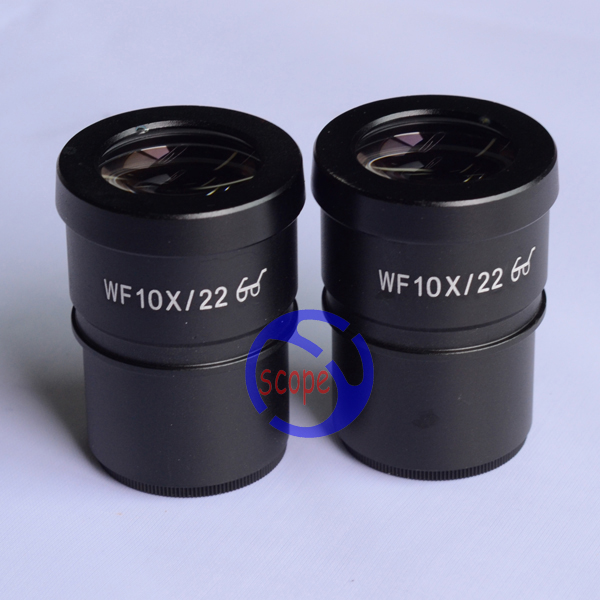Free shipping ! High Point Wide Field Microscope Eyepiece WF10X/22MM 30mm<br><br>Aliexpress