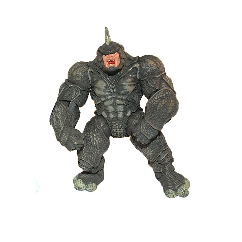 Marvel Select The Amazing Spider-Man Villain Rhino Action Figures Comic Kids Toy