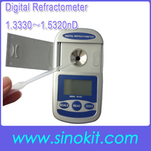 Professional 1.3330-1.5320nD Digital Refractometer - PDR153(China)