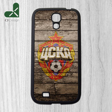 Hot Low Custom Made Durable CSKA Moscow football club Back Phone Protective Cover for Samsung S4 S3 S5 S6 S6 Edge Cases