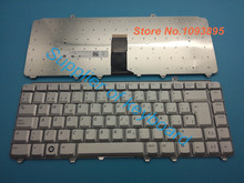 NEW Spanish Keyboard For DELL Inspiron 1420 1521 1545 1400 1500 XPS M1330 M1420 M1530 Silver Laptop Spanish Keyboard