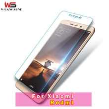 2.5D 0.3mm 9H Premium Tempered Glass for Xiaomi Redmi 3 3S 4A Redmi Note 2 3 4 Por Mi4C Mi4S Mi5 Phone Screen Protector Film