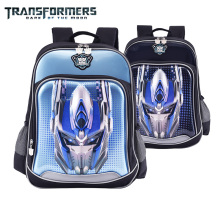 THE TRANSFORMERS chilren/kids orthopedic books backpack for boys grade 2-6