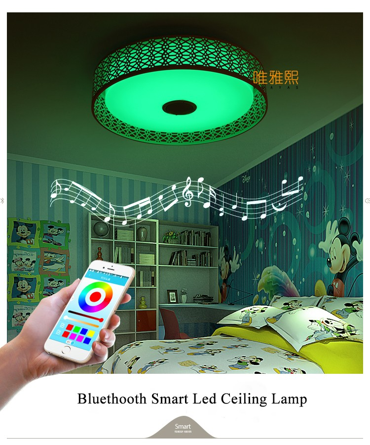 bluetrooth ceiling lamp YH611 (8)_A