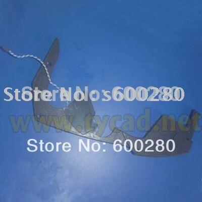C6074-60397 for HP DesignJet 1050C 1055CM Right trim plotter parts used<br>