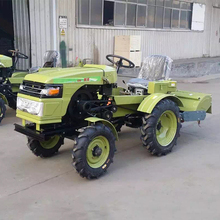 15HP Riding Tractor Supply All Kinds of Farm Tractors Cultivator Seeding Machine(China)