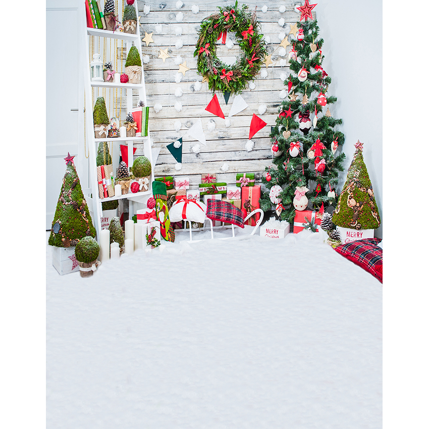 Thin Vinyl Photography Background Computer Printed Christmas Photography Backdrops for Photo studio ST-750-A<br><br>Aliexpress