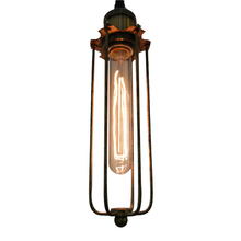 Hot Vintage Edison Industrial Ceiling Pendant Lamp Hanging Lighting Loft American Country Restaurant Bedroom Lamp European Retro