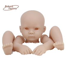 Doll Kits For 16inches Lifelike Soft Vinyl Reborn Dolls Parts Baby Alive Accessories For DIY Realistic Toys