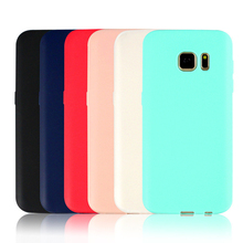 2017 New Ultra Thin Matte Mobile Phone Cases ForFor Samsung Galaxy A3 A5 A7 2017 A320 A520 A720 S8 S8plus Silicone Phone Cases