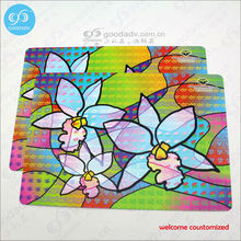 Customized Latest Design Home Decorating Kitchen Accessories  non-slip Plastic PP Placemats