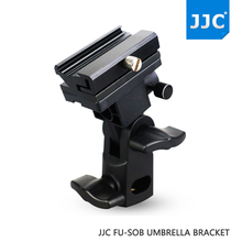 Buy JJC Flashlight Hot Shoe Umbrella Holder Swivel/Tilt Bracket Nikon SB600 SB800 SB900 Canon 430EX EZ 580EX II 550EX for $9.99 in AliExpress store