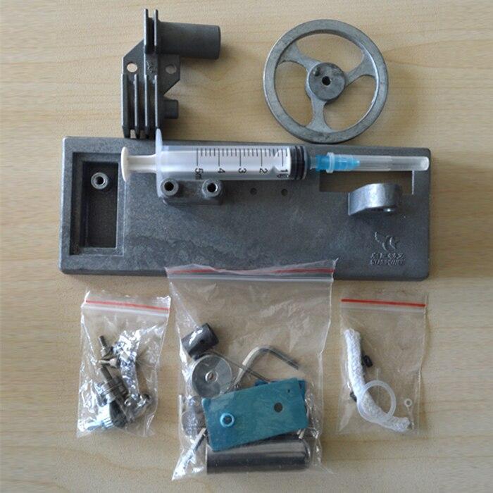 DIY KD Stirling Engine Model Metal Assembled Puzzle Model Boy Toy Gift<br>
