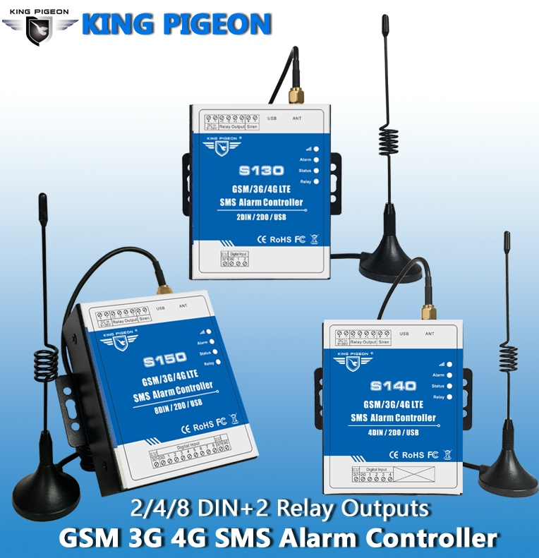 S130 3G gsm alarm