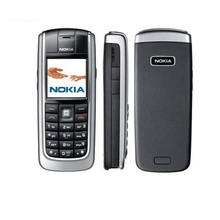 6020 Original NOKIA 6020 Mobile Phone Camera GSM 900 1800 Dualband Classic Cheap Refurbished cellphone(China)