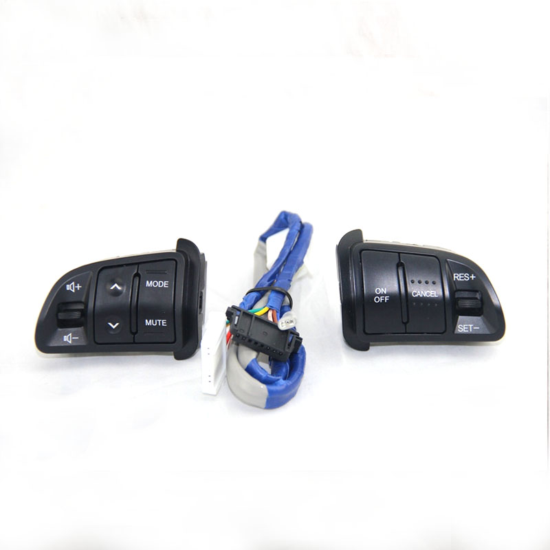 For Kia sportage Multi function Steering Wheel Audio Cruise Control Buttons<br>