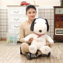 1pcs 40cm Cute Classic Cartoon Pilot Snoopie Plush Doll Stuffed Animals Toys Gift for Children and Girls