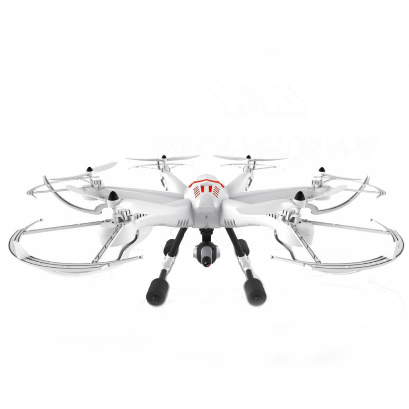 New big size aerial RC drone CF909 5.8G FPV Real-time 2.4G 4ch 6 Axis 45cm Headless attitude hold 5.0MP HD Camera RC Quadcopter
