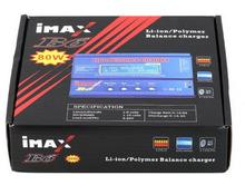 In Stock IMAX B6 Digital RC Lipo NiCd / NiMh LiFe Battery Balance Charger Contain 12V 5A Power Supple With Colorful Box(China)