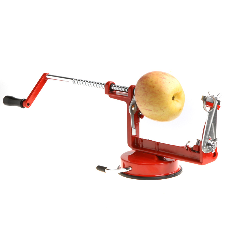 3 in 1 apple peeler fruit peeler slicing machine / stainless steel apple fruit machine peeled tool Creative Home Kitchen Gift(China)