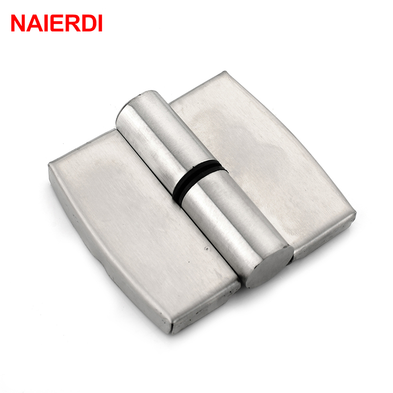 NAIERDI Bathroom Partition Stainless Steel Door Hinge Automatic Lift Hinges For Public Toilets Hardware(China (Mainland))