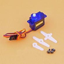 new 1PCS/LOT SG90 9g Mini Micro Servo for RC for RC Helicopter Airplane Car A676(China)