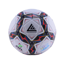 Lenwave Brand LW-0535 Soccer Ball Size 3 Kids Children Play Sport Training PVC Football Ball free shipping