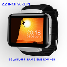 new arrival multi-language wifi 3g smartwatch with 900mAH battery long standy for watching movie Anti-lost finer