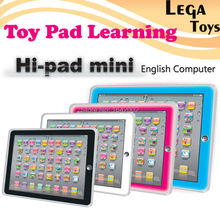 English Learning Learning machines Toys Pad Learning Machine Kids Laptop PlayPad computer Learning Education Toys For Children
