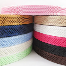 (5yds per roll) David accessories 7/8 inch 22mm grid lace ribbon high quality 5 yards,DIY handmade materials,5Y48645(China)