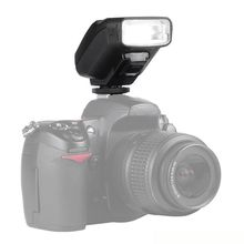 JY-610 II Universal  LCD Flashes On-camera Speedlight Flash For Nikon Canon Pentax Olympus Cameras DSLR Camera With Bag