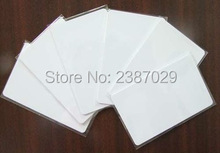 Wholesale 125KHZ PVC Proximity RFID T5577 Blank Chip Card