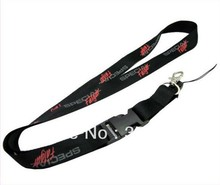 20MM*90cm printed logo neck lanyard latch hook end promotion custom lanyards wholesale small order 100pcs/lot