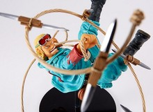 One Piece Figure Paulie Action Figure 150MM SC One Piece Paulie PVC Cartoon Figurine one piece manga Toy Juguetes15D
