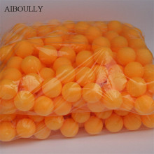 AIBOULLY ping pong balls 40mm PE table tennis balls for racket wholesale 140pcs/lot