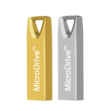 microdrive Full size super thin memory stick 4GB-64GB real capacity usb flash drive USB 2.0 customized print logo usb stick