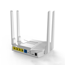 1200Mbps SIM Card Slot 3G 4G WiFi Router 802.11AC 2.4GHz 5GHz Dual Band Gigabit Wireless Router(China)