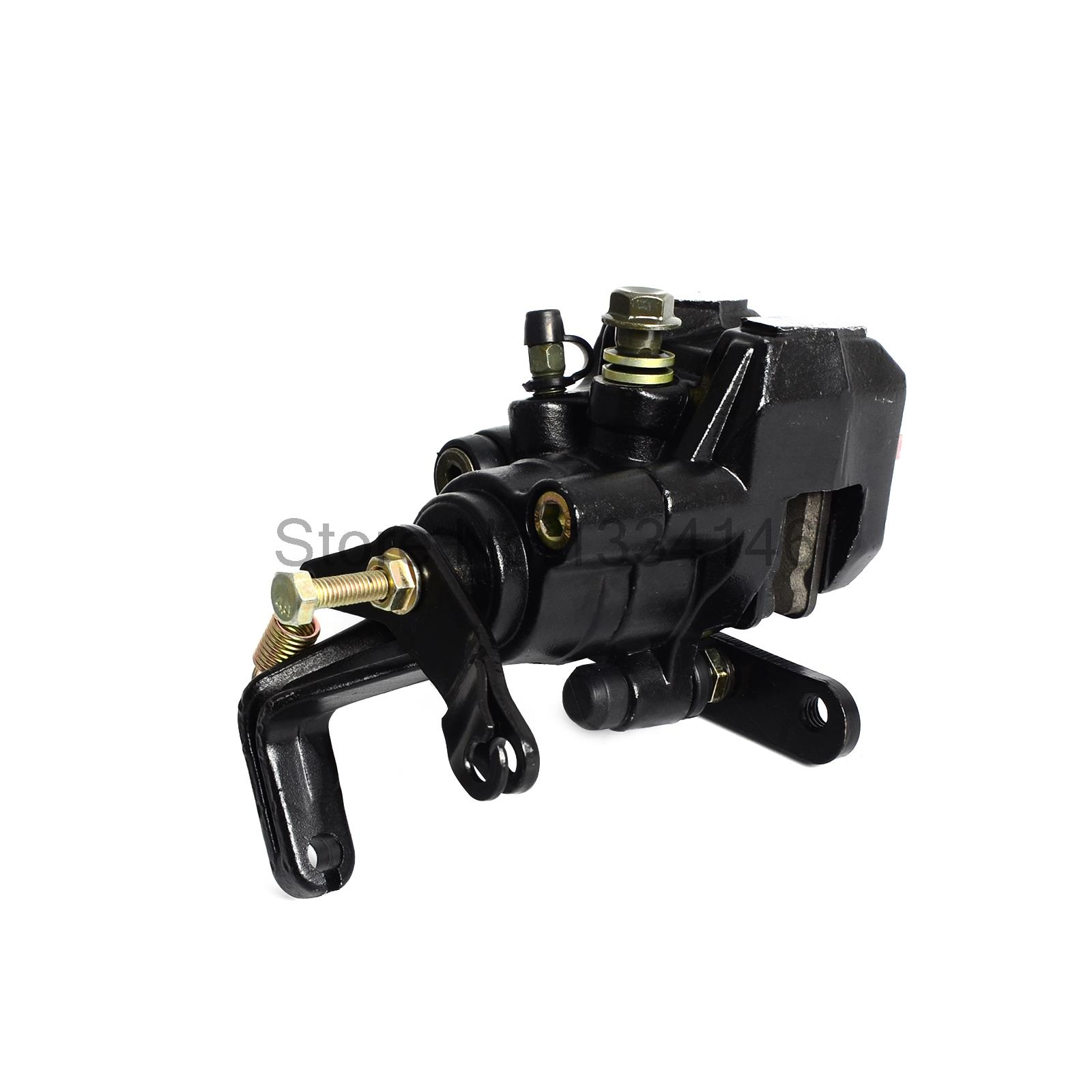 FOR YAMAHA ATV 1995-2005 WOLVERINE YFM350 Rear brake caliper Assembly 1UY-2580W-00-00<br>