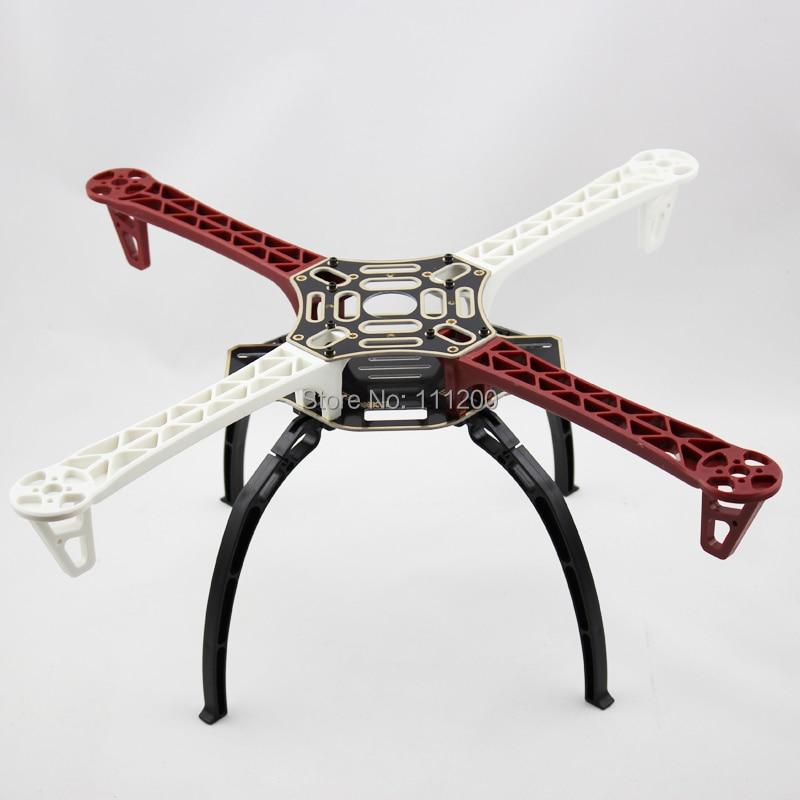 F450 HJ450 Quadcopter MultiCopter Frame kit + Tall Landing Gear Skid+ Tall Landing Gear Skid for DJI F450 F550 SK480 FPV<br><br>Aliexpress